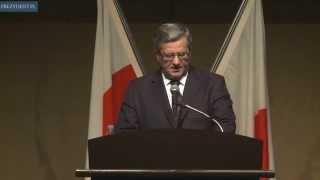 Wizyta Pary Prezydenckiej w Japonii