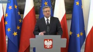 Odznaczenia zasłużonych w ujawnieniu prawdy o Zbrodni Katyńskiej