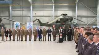 Wielkanocne spotkanie prezydenta z żołnierzami