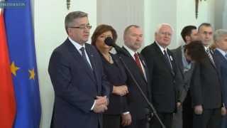 Uroczystość z okazji 25-lecia Samorządności