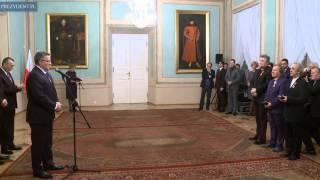 Prezydent odznaczył muzyków Budki Suflera