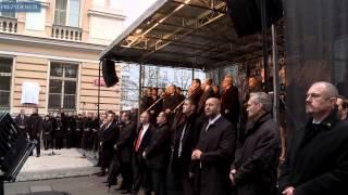 Wizyta Prezydenta RP w Pradze