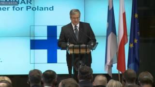 Polsko-Fińskie Forum Gospodarcze