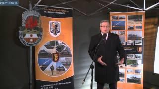 Wizyta prezydenta w 16. Pomorskiej Dywizji Zmechanizowanej w Siedlcach