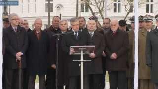 Uroczystości w 75. rocznicę Zbrodni Katyńskiej