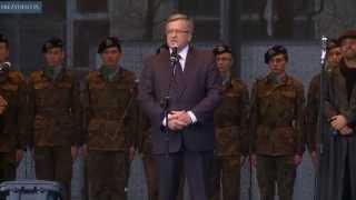 Obchody 70-lecia polskiej administracji w Gorzowie Wielkopolskim